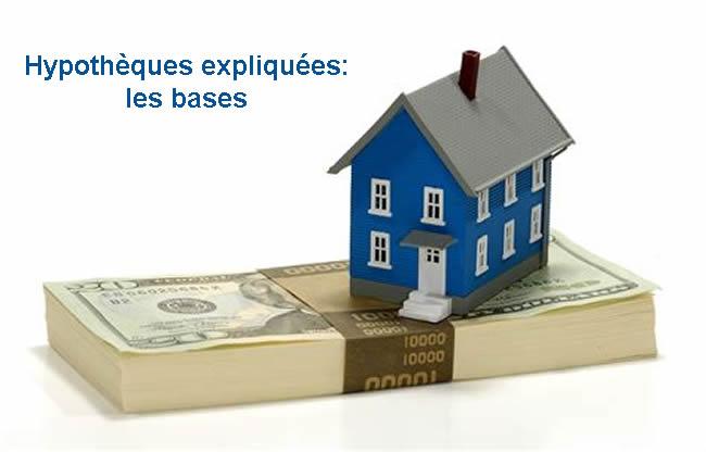 Photo of Les hypothèques expliquées: les bases