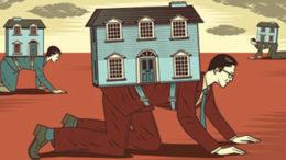 Votre maison est-elle la cause de vos problèmes financiers ?