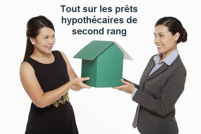 Photo of Tout sur les prêts hypothécaires de second rang