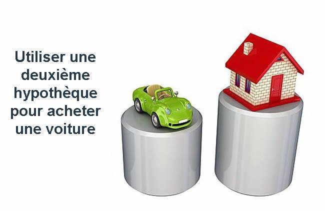 Photo of Utiliser une deuxième hypothèque pour acheter une voiture