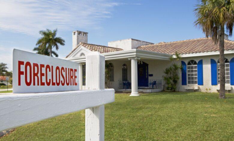 Définition de propriété immobilière (REO)