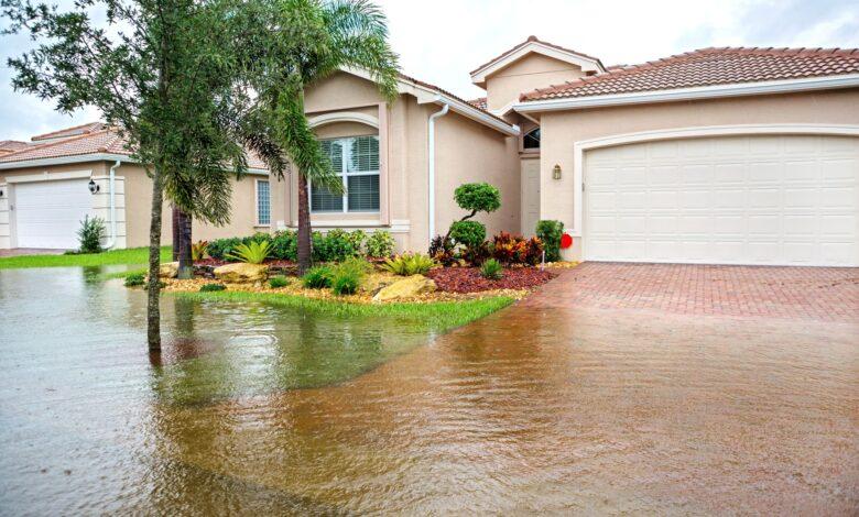 Les dommages causés par les intempéries et les eaux couverts par l'assurance habitation