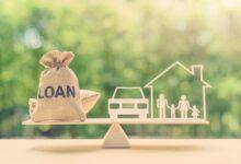 Photo of Les emprunts des ménages ne sont plus aussi fervents qu'auparavant