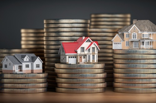 Mortgages take up largest slice of Canada