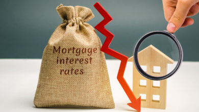 Photo of Les taux hypothécaires chutent alors que la crise économique persiste