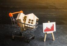 Photo of Les ventes nationales de maisons ont nettement fléchi le mois dernier