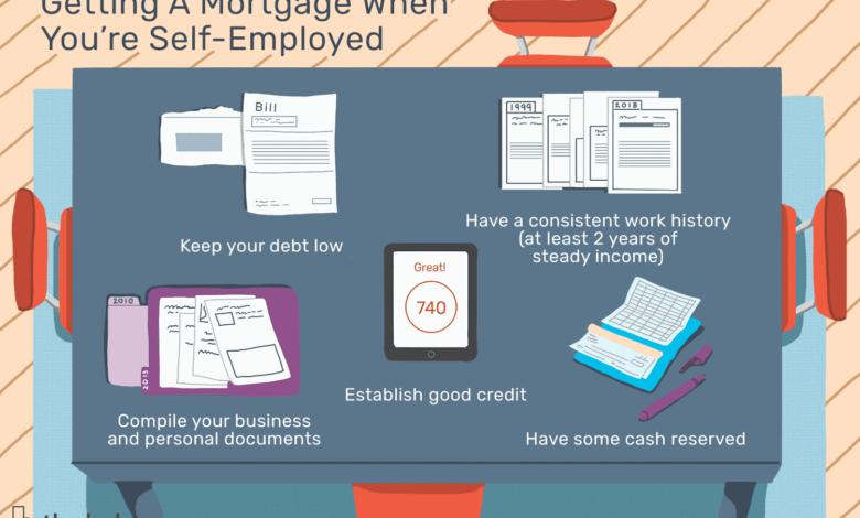Obtenir un prêt hypothécaire lorsque vous êtes travailleur autonome
