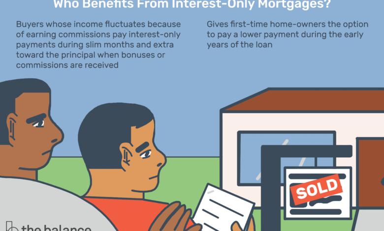 Qu'est-ce qu'un prêt hypothécaire à intérêt seulement?