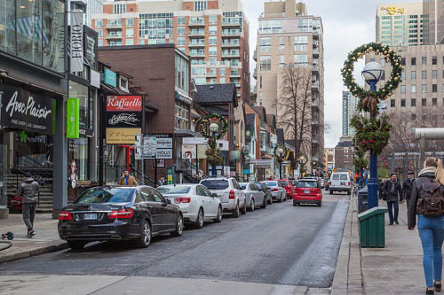 Deal for large commercial portfolio in Toronto to close this month