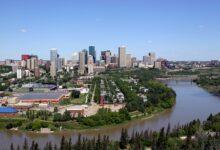 Photo of Nouveau complexe de maisons en rangée à Edmonton