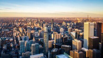 Photo of Une forte contraction observée dans l'offre de logements à Toronto
