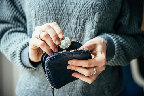 Growing portion of household income going to debt servicing