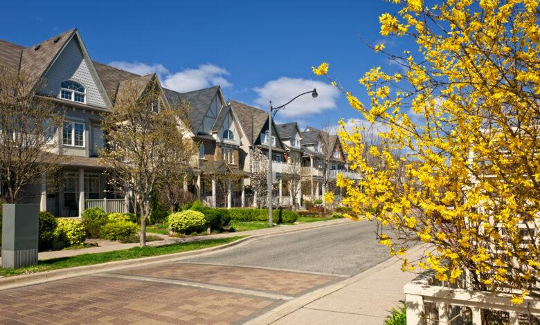 Le marché immobilier de Toronto n'est pas tout à fait sombre