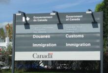 Photo of Nombre record d'immigrants à destination du Canada en 2021