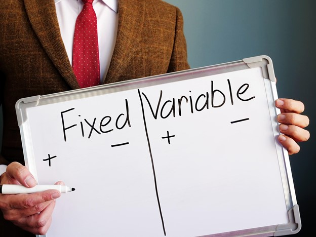 Hypothèques fixes VS à taux variable à l'ère COVID-19