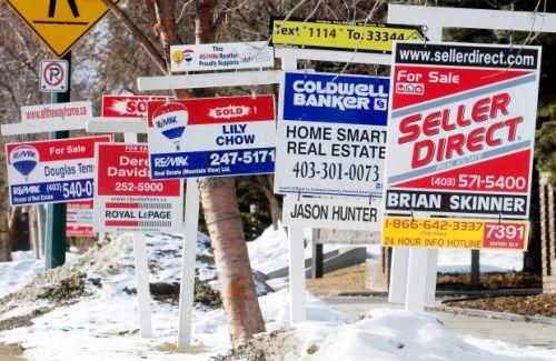 Photo of Panique terminée;  Les inscriptions à Calgary se ralentissent mais l'activité de vente est faible