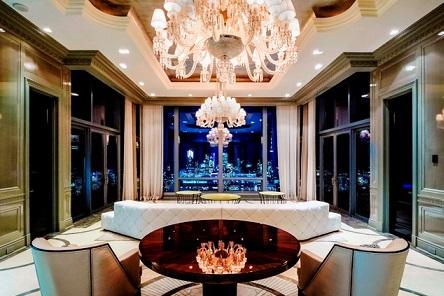 Luxury homes hit the market