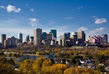 Photo of Les bords de la tour à usage mixte sont plus proches du plus haut bâtiment de l'Ouest canadien
