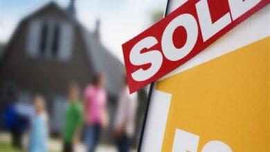 Photo of Les ventes de maisons baissent « fortement » en mai
