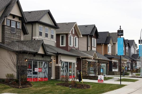 Canadian housing starts surge in November – CMHC