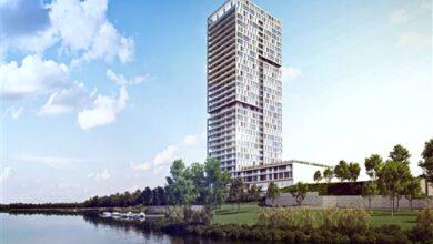 Photo of La plus haute tour d'habitation pour personnes âgées du Canada se dressera au Québec