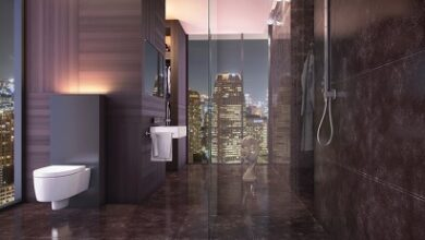 Photo of La vue depuis la salle de bain est désormais un argument de vente dans les maisons de luxe