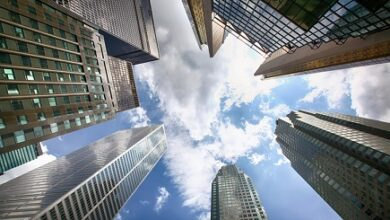 Photo of Les banques canadiennes sont relativement isolées du choc hypothécaire