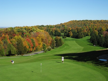 Residential area slated for development in Woodbridge golf course