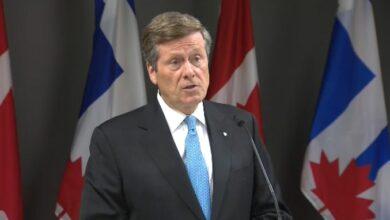 Photo of Le maire de Toronto n'est pas pressé de décider d'une intervention dans le logement