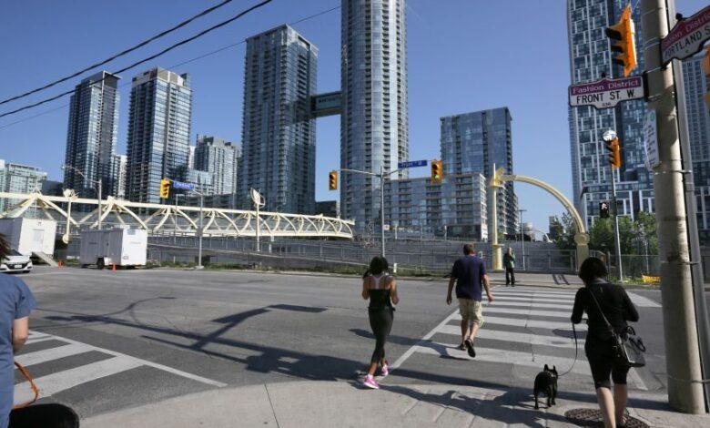 Photo of Les ventes de biens immobiliers de luxe font rage à Toronto