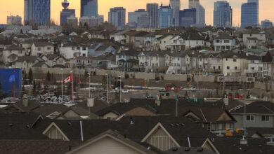 Photo of Le marché de Calgary reste chaud