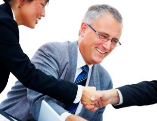 Business for self deals are all about relationships