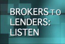 Photo of Les courtiers interviennent sur les problèmes auxquels sont confrontés les prêteurs