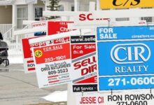 Photo of Les ventes chutent et les prix chutent à Calgary