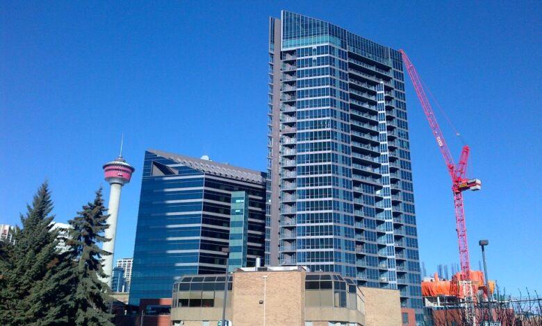 Photo of Nouveau record de condos à Calgary