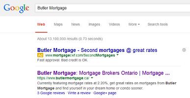 Photo of Un courtier allègue qu'une fausse publicité Google enfreint les règles de la CSFO