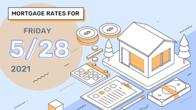 Photo of Hypothèque aujourd'hui Tarifs et tendances, 28 mai 2021