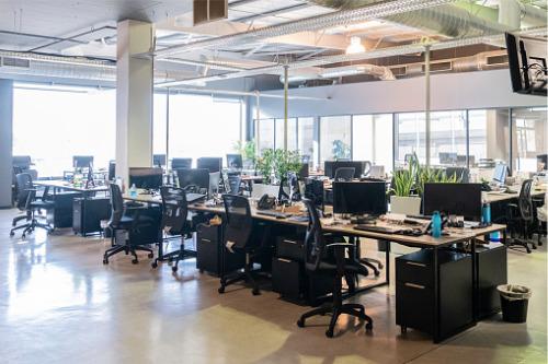 Photo of Les bureaux vides, une caractéristique de plus en plus importante des marchés urbains